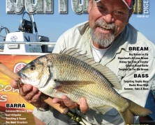 CATCH BREAM ON FLY!